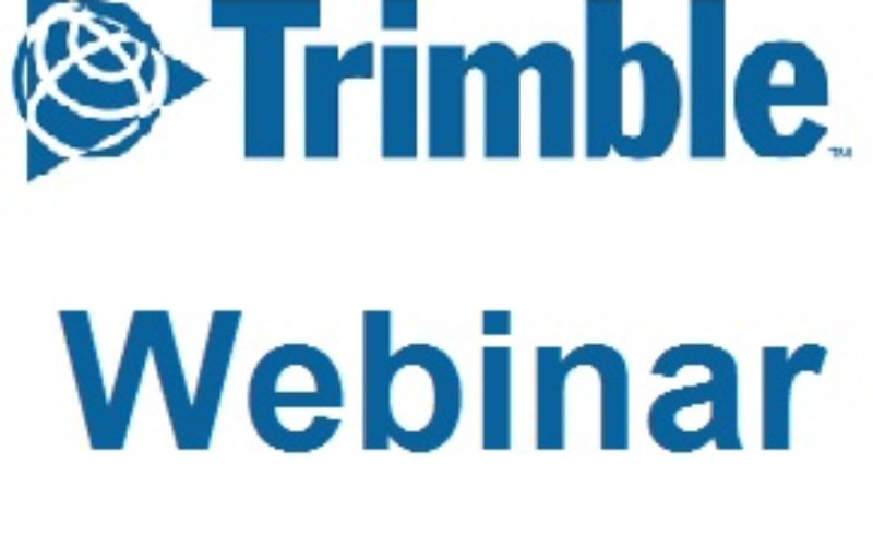 Trimble Webinar: How Collecting High Quality GIS Field Data Can Improve Your Bottom Line
