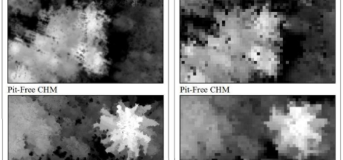 """Two ASPRS Awards for """"Pit-Free"""" Canopy Height Models Algorithm"""