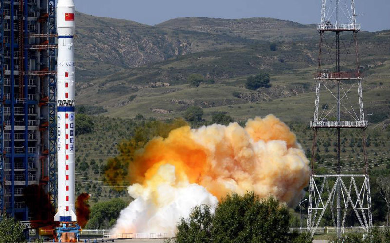 China Launches Yaogan-27 Earth Observation Satellite