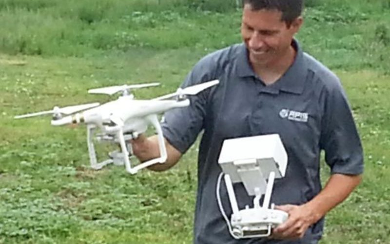 Drones to Access Crop Condition and Farming Possibilities