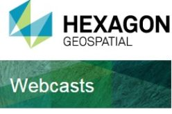 Webcasts: Creating Digital Terrain Models with ImageStation DTM for GeoMedia