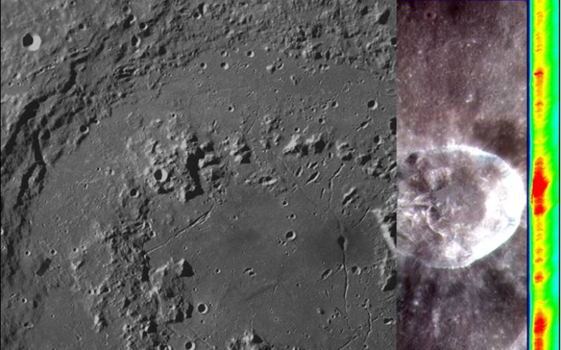 Opportunity for Utilizing Chandrayaan-1 Data from Terrain Mapping Camera and Hyperspectral Imager