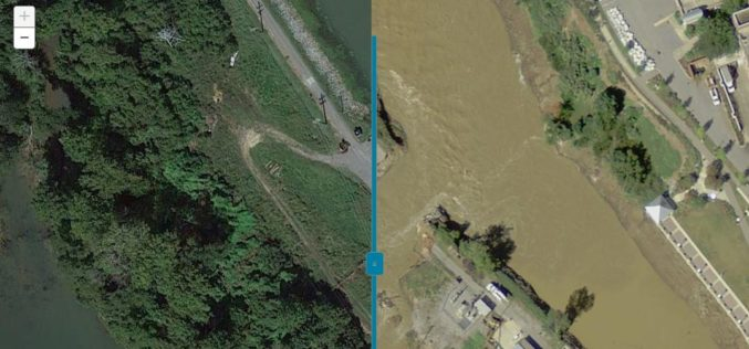 Imagery Assists Disaster Response in South Carolina