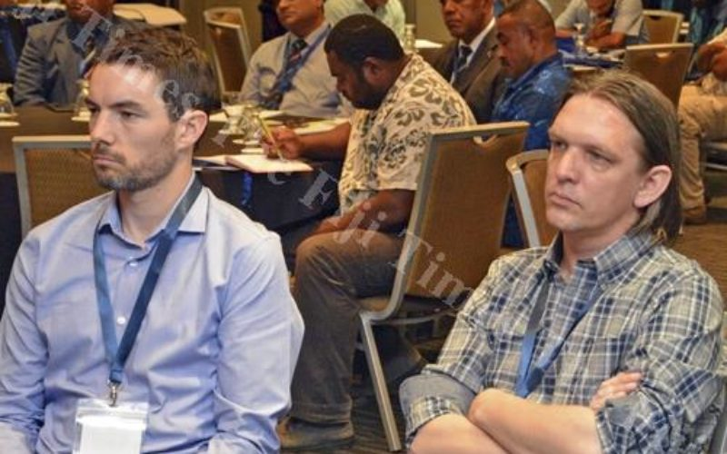 Pacific Island Meet to Emphasis on Capacity Building of Geospatial Services