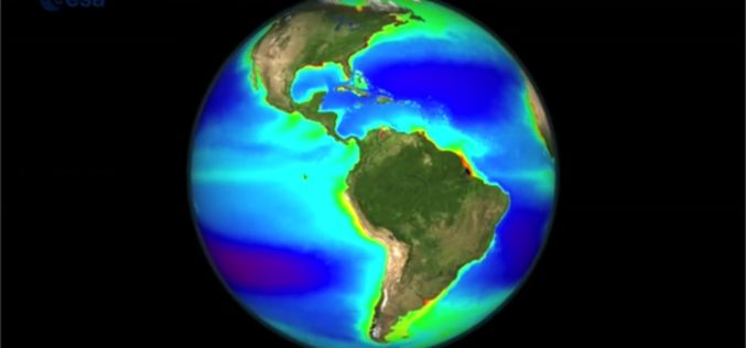Learn the Basic about Monitoring Climate from Space