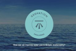 Geovation Water Challenge Launches