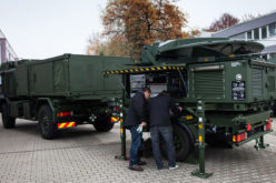 Airbus Defence and Space Completes First Mobile General Ground Station for NATO's Alliance Ground Surveillance