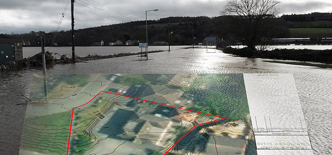 Bluesky's 3D Aerial Maps Inform Flood Risk Assessments for Planning Applications