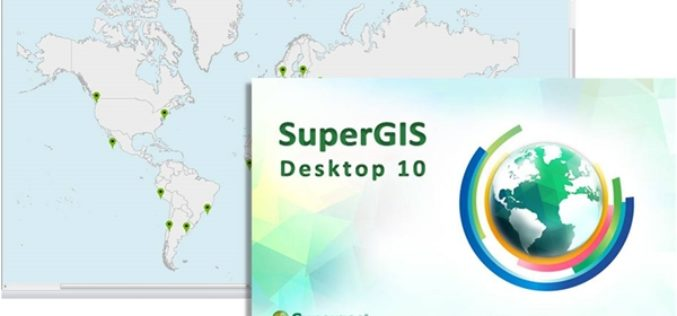 SuperGIS Desktop 10 Is Now Officially Unveiled!