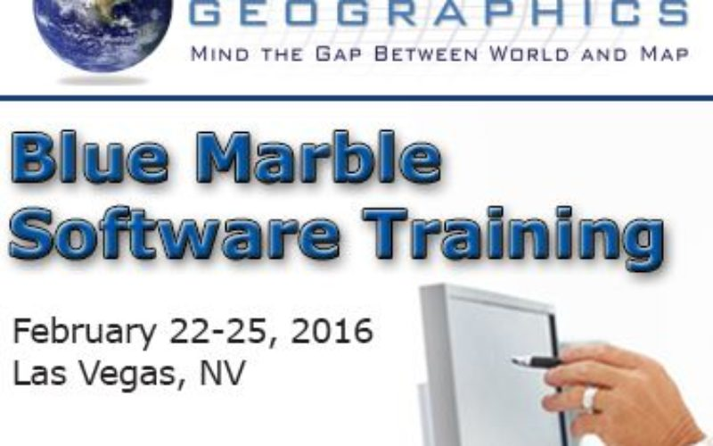 Applied Geodesy & Geographic Calculator Public Training