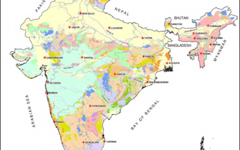 Pilot Project on Aquifer Mapping In Five States