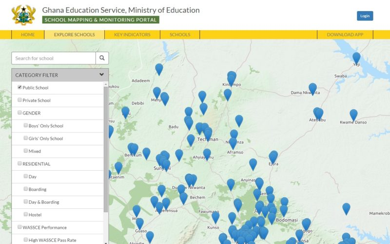 Ghana: Education Ministry Launches School Mapping Portal