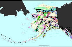 First Ever Digital Geologic Map of Alaska Published