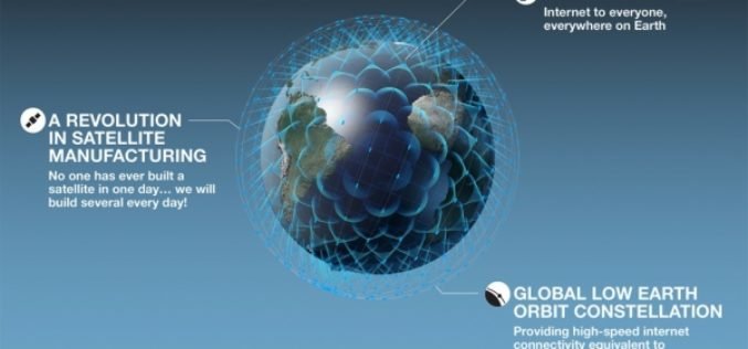 Airbus Defence and Space and OneWeb create OneWeb Satellites Company – the Next Stage of the OneWeb Adventure