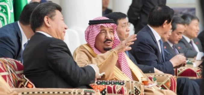 Saudi Arabia to Launch Remote Sensing Satellite from China