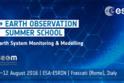 2016 ESA Earth Observation Summer School