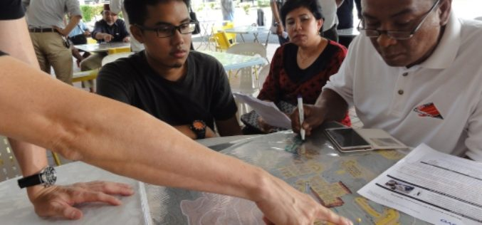 Community Mapping to Educate on Landslides