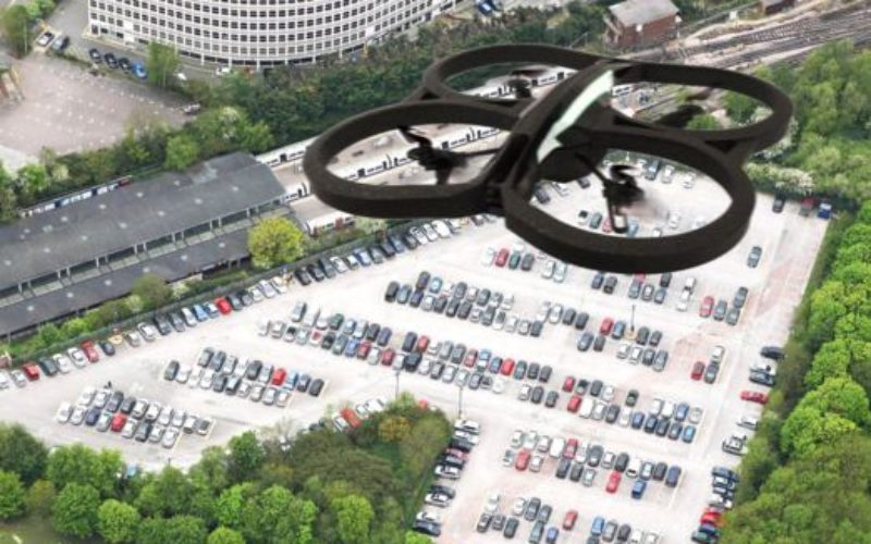 Drones Helping to Conduct High-Resolution Remote Sensing