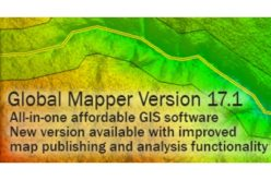 Global Mapper SDK v17.1 Released with Updates and Performance Improvements throughout the Toolkit