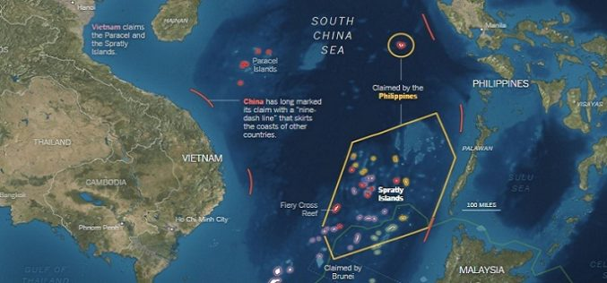 What's Drives China in the South China Sea? A GEOINT View