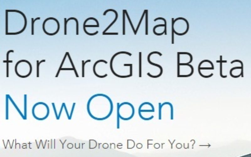 Esri Webinar: Drone2Map for Engineering and Construction