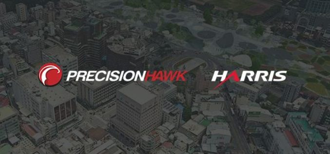 PrecisionHawk and Harris Corporation Expand Strategic Partnership to Introduce Airspace Safety Technologies to the Drone Market