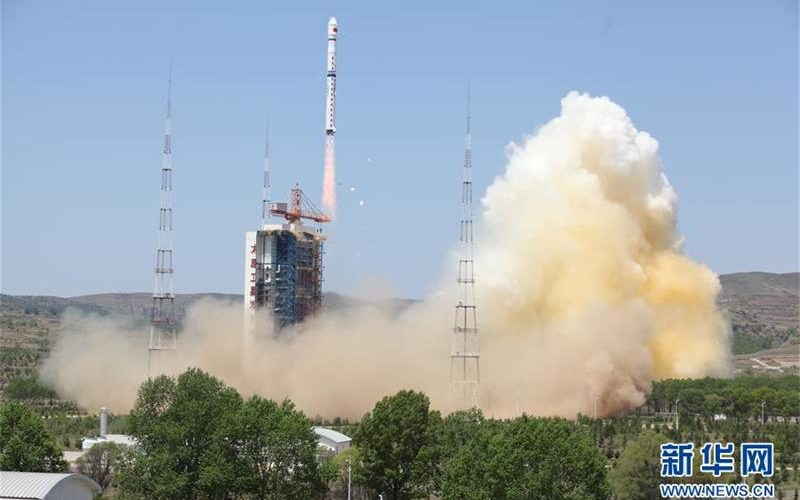 China Launches New High-resolution Satellite for Civilian Mapping