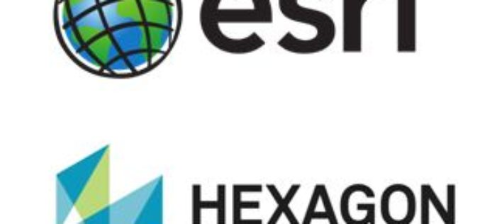 Esri and Hexagon Promote Their Joint Collaboration at HxGN LIVE