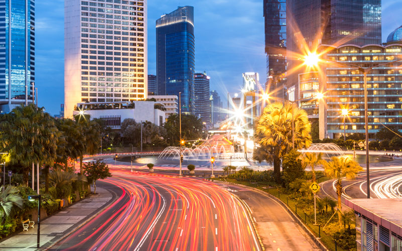 Indonesia Using Geoportal to Monitor the Condition of Public Infrastructure
