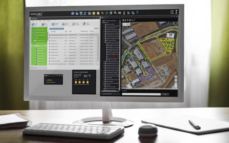 Topcon and Bentley Systems Announce Integration between Magnet 4.0 and Project wise
