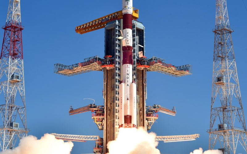 Great Day in Indian Space History With the Launch of 20 Satellites in a Single Mission
