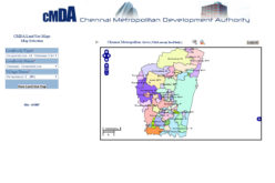 CMDA Uses GIS Based Land Use Information System for Information Dissemination