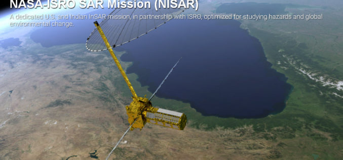 Opportunity for Young Scientist to be a Part of NASA-ISRO Synthetic Aperture Radar (NISAR) Data Program