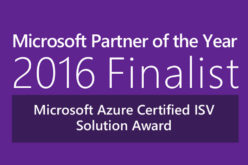 Esri Recognized as Finalist for 2016 Microsoft Azure Certified ISV Solution Partner of the Year Award