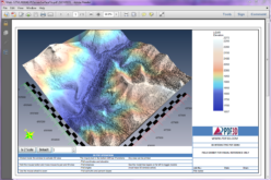 Patent Awarded for 3D Terrain Maps in PDF