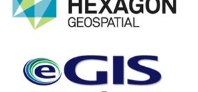 Hexagon Geospatial Partners with eGIS Associates