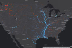 Esri Maps NOAA's National Water Model