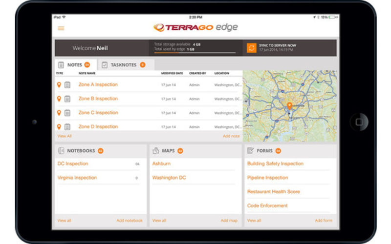 TerraGo Edge Version 3.9.5 Adds New Tools for Advanced Mapping and Field Data Collection