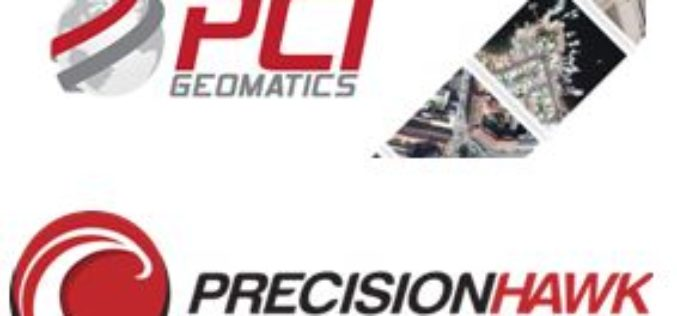 PCI Geomatics and PrecisionHawk Enter into Long Term Partnership