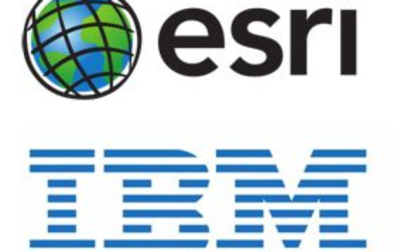 IBM and Esri Team Up to Offer Cognitive Analytics and IoT in the IBM Cloud