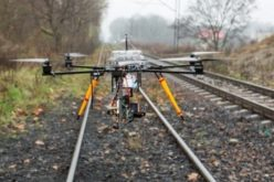 Union Railway Ministry Using Drones to Monitor Rail Project in Mumbai