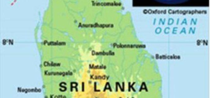 Sri Lanka Setting Up National Spatial Data Infrastructure for Development