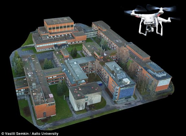 3D Mapping Drone 3d mapping using drones   GIS Resources