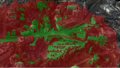 3d-viewshed-analysis-of-bournemouth-5G-network