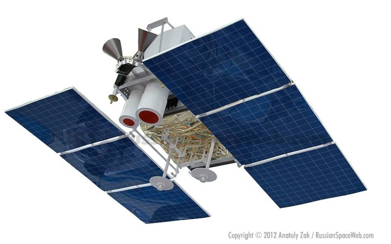 """Russian Satellite """"Canopus"""" Will be Part of Joint BRICS Nations"""