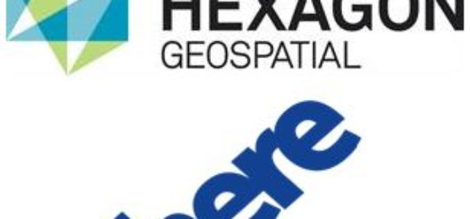 Hexagon Geospatial Announces Partnership with HERE