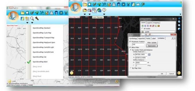 Collect High-Precision Data in the Field with latest SuperPad 3.3!