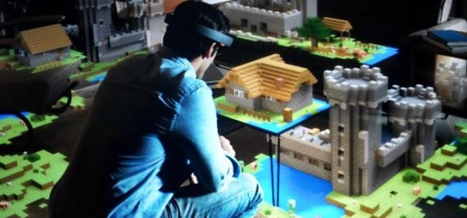 HoloToolKit's Expanded the Spatial Mapping Capabilities of Microsoft HoloLens
