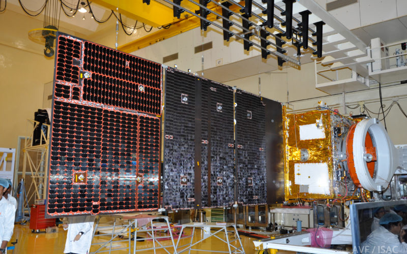 ISRO to Launch Remote Sensing Satellite – RESOURCESAT-2A on December 7