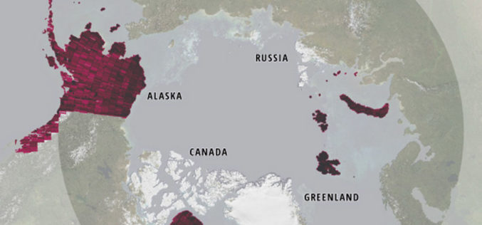 Esri Releases New Arctic Elevation Data